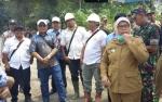 Jalan Desa Sungai Bedaun Akan Diaspal Pada 2019