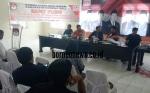 Calon Anggota Legislatif di Gunung Mas 291 Orang