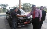 Wakil Walikota Palangka Raya Kembalikan Mobil Dinas