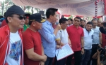 Ketua DPD Partai Demokrat Kalteng Dukung Jokowi - Ma\'ruf Amin