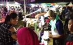 Pasar Malam Bawa Berkah Bagi Para Pedagang