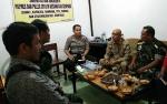 Polsek Cempaga Ramah Tamah Dengan Warga Sukseskan Pemilu 2019