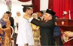 Gubernur Juga Lantik Nadalsyah Jadi Bupati Barito Utara
