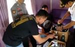 Polisi Amankan Laki-Laki Penjual Minuman Keras Tanpa Izin