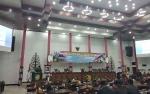Ketua DPRD Lepas dan Sambut Wali Kota Palangka Raya