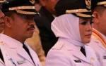 Masyarakat Kabupaten Seruyan Antusias Menyambut Bupati dan Wakil Bupati yang Baru