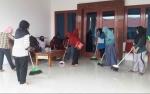 Rumah Jabatan Bupati dan Wakil Bupati Seruyan Mulai Dibersihkan