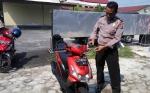 Pengendara Honda Beat Tewas Usai Tabrak Pagar Beton