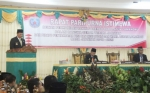 Bupati Hendra Lesmana Paparkan Visi dan Misi Dalam Rapat Paripurna Istimewa