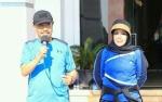 Bupati dan Wabup Seruyan Jalin Silaturahim Melalui Senam Pagi Bersama