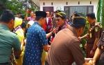 Bupati Hendra Lesmana Sambut Kedatangan Wakajati Kalteng