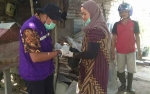 DKPP Sukamara Laksanakan Vaksinasi Newcaatle Desease kepada Ayam dan Bebek