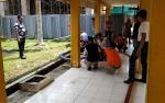 BPBD Barito Utara Bantu Sedot Air di RSUD Muara Teweh