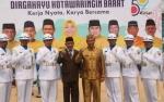 Bupati dan Ketua DPRD Lamandau Hadiri Peringatan HUT Kotawaringin Barat