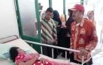 Bupati Seruyan Sidak RSUD Kuala Pembuang