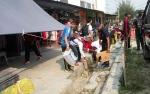 Pegawai Pemkab Sukamara Gotong Royong Gerakan Bersih Sampah 2018