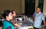 Bupati Hendra Lesmana Sidak ke RSUD Lamandau