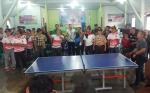 Turnamen Tenis Meja Bupati Cup Ajang Pemanasan Atlet Hadapi Porprov