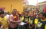 Kementerian Perhubungan dan Pemkab Kobar Kampanyekan Keselamatan Pelayaran