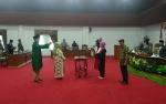 Rusita Irma Resmi Jabat Wakil Ketua DPRD Pulang Pisau
