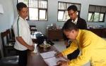 SDN Natai Baru 1 Dapat Bantuan 20 Set Meja dan Kursi Belajar dari Sawit Sumbermas Sarana