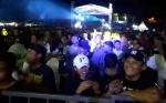 Konser Slank Meriahkan HUT Kobar, Ribuan Slanker Berkumpul di Lapangan Sampuraga