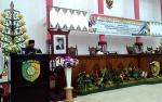 Pansus IV Bacakan Raperda Tata Tertib DPRD