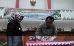 Ketua Pansus IV Paparkan Hasil Pembahasan Raperda Tata Tertib DPRD
