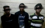 Apes, Tiga Pria ini Tertangkap Tangan Gelar Judi Bola Gulir