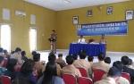 Ketua DPRD Gunung Mas: Dana Desa dan ADD Harus Dimanfaatkan Sesuai Peruntukannya