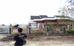 Ketua RT Dampingi Tim Penyidik Polda Kalteng Geledah Rumah Yantenglie