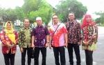Sekretariat Jenderal DPR RI Kunjungi DPRD Palangka Raya