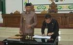 Bupati Sukamara Harapkan Kerjasama Penyusunan APBD 2019