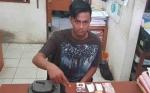 Simpan Sabu, Pemuda Ketapang Diciduk Polisi