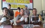 Polisi Ringkus Penjambret di Palangka Raya
