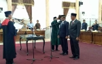 Unsur Pimpinan DPRD Sukamara Lengkap, Bupati Bersyukur