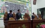 Bupati Sukamara Yakin Wakil Ketua DPRD Baru Ciptakan Terobosan Kreatif
