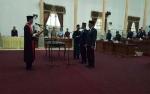DPRD Sukamara Gelar Pengambilan Sumpah PAW Wakil Ketua