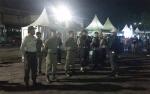 Polisi dan Satpol PP Amankan Sampit Fair 2018