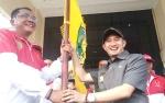 Wali Kota Palangka Raya Lepas Atlet Menuju Porprov di Muara Teweh