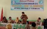 Kelompok Kerja Guru Gugus III Barito Selatan Ikuti Pelatihan Kurikulum 2013
