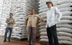 Anggota DPR RI Datangi Kantor Bulog Sub Divre Muara Teweh