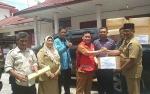 Pemkab Kotawaringin Timur Terima Bantuan Gempa Palu Rp106 juta dari Parenggean