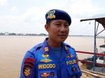 Sat Polair Kapuas Imbau Warga Waspadai Gelombang