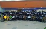 Kontingen Porprov Pulang Pisau Berkekuatan 323 Orang