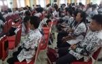 Dinas Pendidikan Gunung Mas Terus Tingkatkan Disiplin Guru