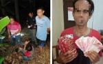 Polisi Ciduk Pengedar Obat Selidril di Desa Bipak Kali