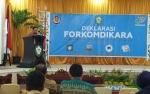 KPPN Sampit Gelar Deklarasi Forum Komunikasi dan Koordinasi Keuangan Negara