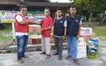 PMI Sukamara Apresiasi Warga Mendawai Peduli Gempa Palu