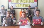 Perempuan Bandar Narkoba Pal 11 Ditangkap
